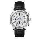 Raymond Weil men's black strap chronograph watch - Product number 8808147