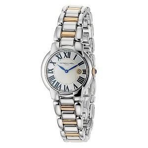 Raymond Weil ladies' two colour bracelet watch - Product number 8808325
