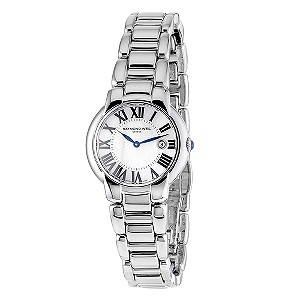 Raymond Weil ladies' stainless steel bracelet watch - Product number 8808341