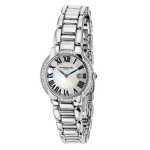 Raymond Weil ladies' stainless steel bracelet watch - Product number 8808368