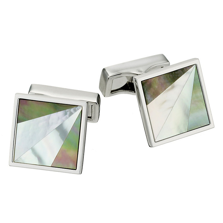 Simon Carter stainless steel cufflinks - Product number 8820430
