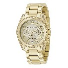 Michael Kors gold plated bracelet watch - Product number 8821062