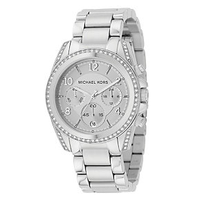 Michael Kors Ladies Stainless Steel Bracelet Watch - Product number 8821127
