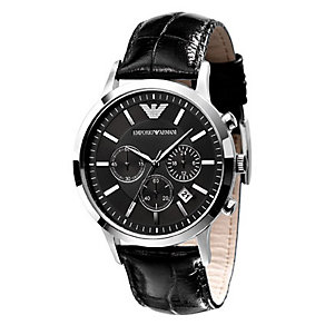 Emporio Armani Men's Strap Watch - Product number 8821550