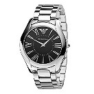 Emporio Armani men's silver bracelet watch - Product number 8821585
