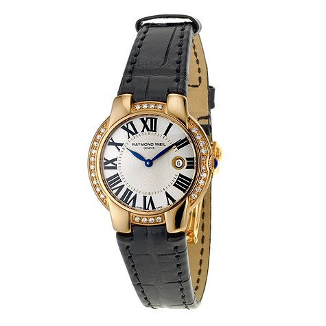 Raymond Weil rose gold plated