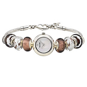Charmed By Accurist Ladies' Charm Bracelet Watch - Product number 8831602