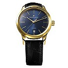 Maurice Lacroix men's black strap watch - Product number 8834261