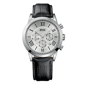 Hugo Boss men's stainless steel strap watch - Product number 8836744