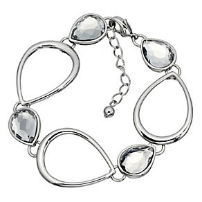 Fiorelli Teardrop Crystal Bracelet - Product number 8848467