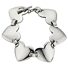Fiorelli Heart T-bar Bracelet - Product number 8848521