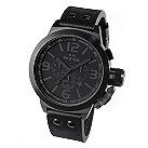 T W Steel men's black strap watch - Product number 8848750