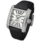 TW Steel ladies' stone set rectangular dial strap watch - Product number 8848769