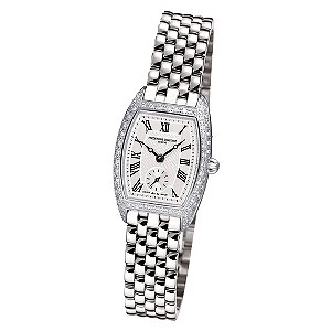 Frederique Constant ladies' stainless steel bracelet watch - Product number 8852227