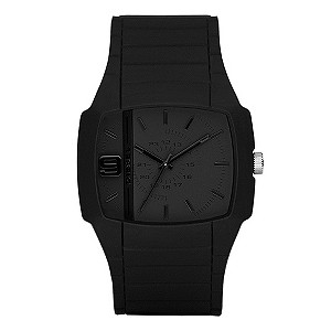 Men's Diesel Black Strap Watch - Product number 8852448