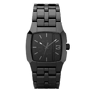 Men's Diesel Black Ceramic Bracelet Watch