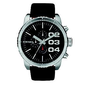 Men's Diesel Black Strap Watch - Product number 8852626