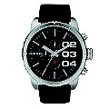 Men's Diesel Black Strap Watch - Product number 8852626