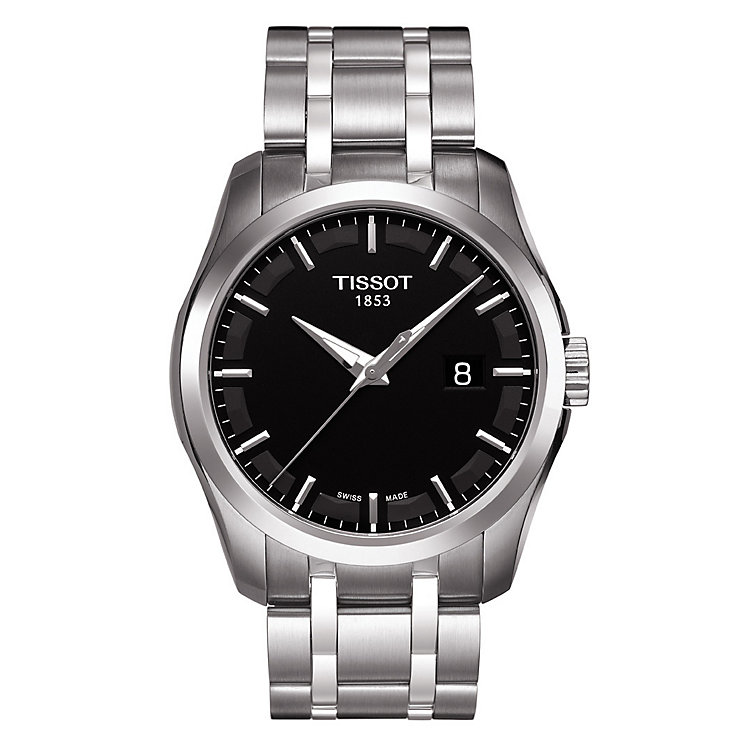 Tissot men's bracelet watch - Product number 8854688