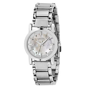 DKNY Ladies' Stainless Steel Bracelet Watch - Product number 8863652