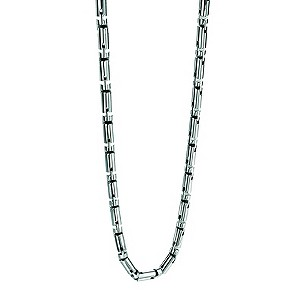 Fred Bennett Stainless Steel Link Necklace
