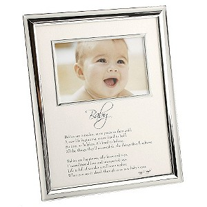 Plated Anniversary Frame