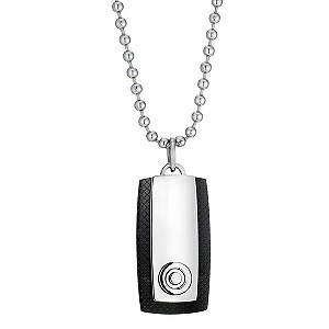 Ben Sherman Stainless Steel Target Double Dog Tag - Product number 8877823