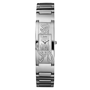 Ladies' Guess Silver Bracelet Watch - Product number 8878641