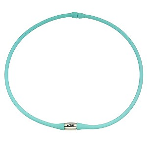 Active Light Blue Silicone Necklace