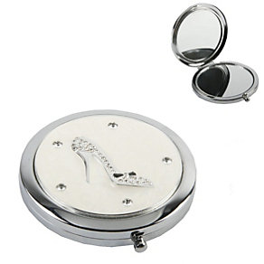 Shoe Compact Mirror - Product number 8887225