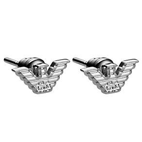 Emporio Armani eagle logo stud earrings - Product number 8888221