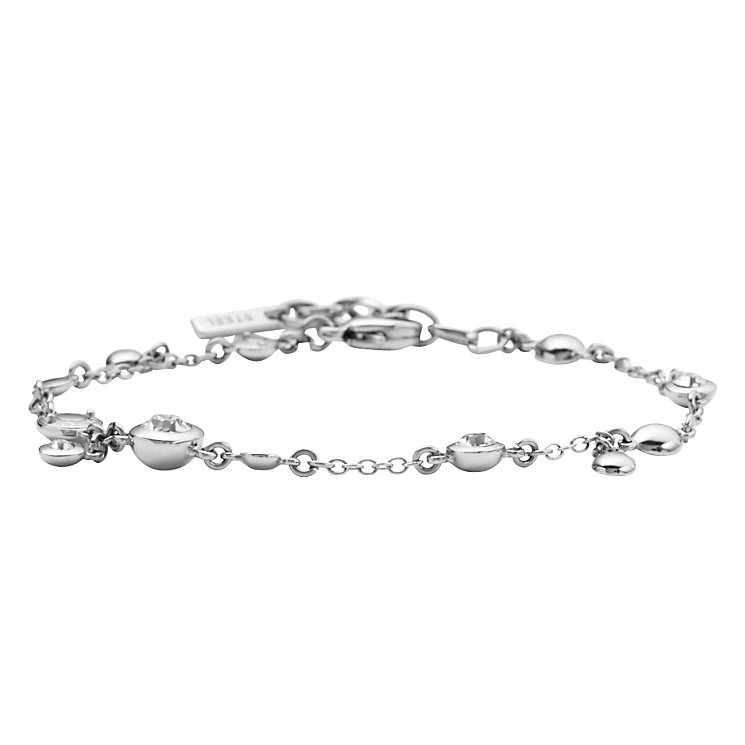 DKNY stainless steel stone set bracelet - Product number 8888892