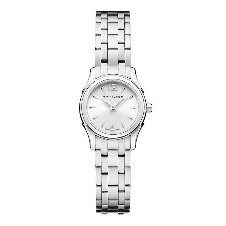 Hamilton ladies' stainless steel bracelet watch - Product number 8889767