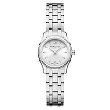 Hamilton ladies' stainless steel bracelet watch - Product number 8889767