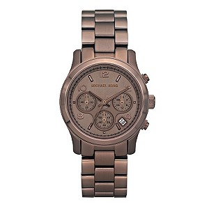 Michael Kors Brown Bracelet Watch - Product number 8891117