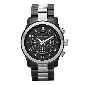 Michael Kors men's stainless steel bracelet watch - Product number 8891176