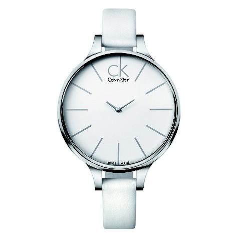 Calvin Klein stainless steel strap watch