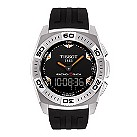 Tissot Racing Touch men's black strap watch - Product number 8893705