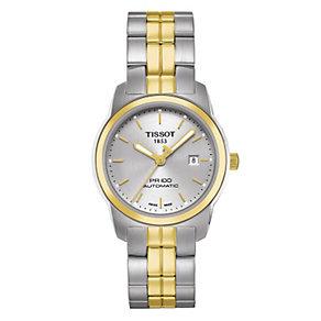 Tissot ladies' stainless steel bracelet watch - Product number 8893756