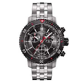 Tissot PRS 200 men's stainless steel bracelet watch - Product number 8894167