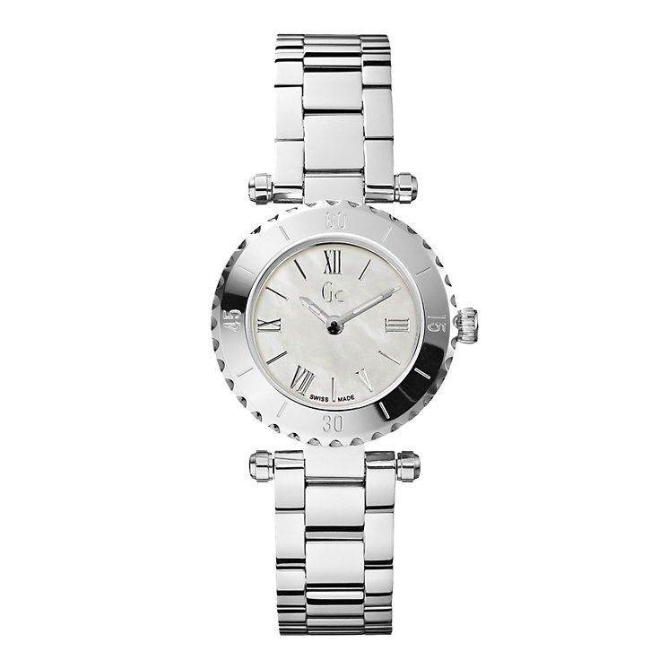Gc ladies' stainless steel bracelet watch - Product number 8895627