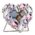 Ladies' Heart Mosaic Frame - Product number 8896992