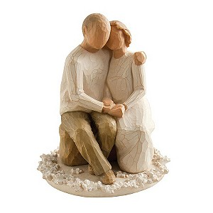 Willow Tree Anniversary Cake Topper - Product number 8899681