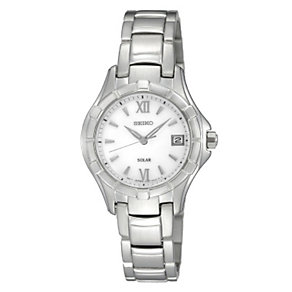 Seiko Ladies' Stainless Steel Bracelet Watch - Product number 8903255