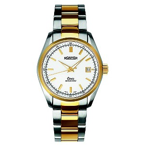 Roamer automatic men's two colour bracelet watch - Product number 8904804