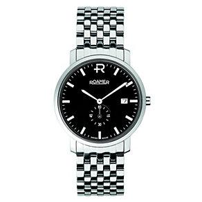 Roamer men's stainless steel bracelet watch - Product number 8904863