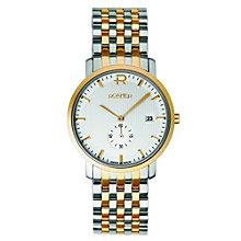 Roamer men's two colour bracelet watch - Product number 8904871