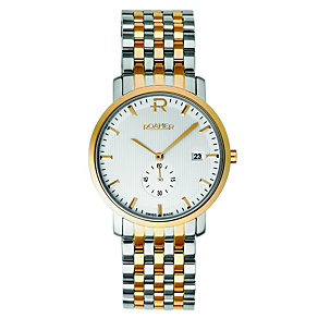 Roamer men's two colour bracelet watch - Product number 8904871