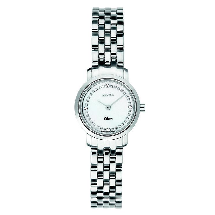 Roamer Odeon ladies' stainless steel bracelet watch - Product number 8904928
