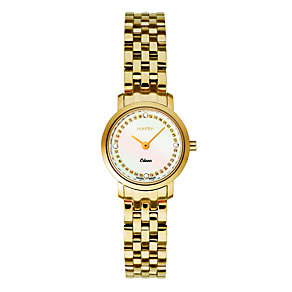 Roamer Odeon ladies' gold plated bracelet watch - Product number 8904936